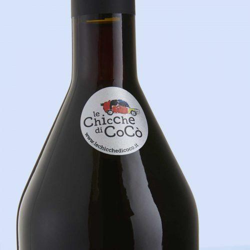 Selezione di vini bianchi e rossi del Triveneto. La lista è destinata ad ampliarsi perché è frutto dell'incessante ricerca… Su ogni bottiglia selezionata, il bollino Le Chicche di CoCò.
